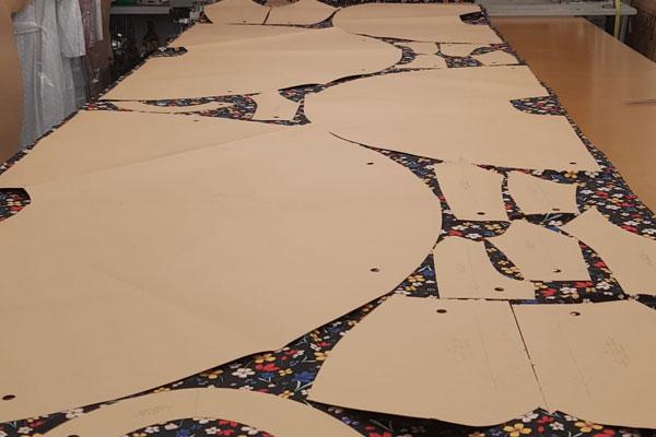 Pattern cutting in London